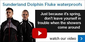 Sunderland Dolphin Fluke waterproofs