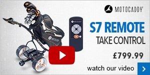 Motocaddy range updated for 2015