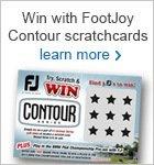 FootJoy Contour Series - Scratch & Win