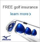 4 weeks free insurance with Mizuno custom fit