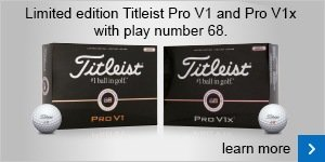 Titleist Pro V1 - US Open limited edition