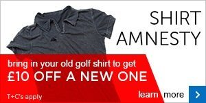 Shirt Amnesty - Get £10 for your old shirt