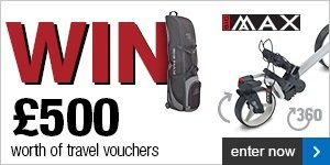 Win £500 of travel vouchers with BIG MAX